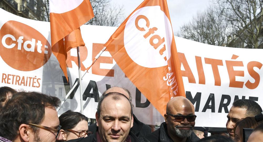 Grève CFDT 17 décembre